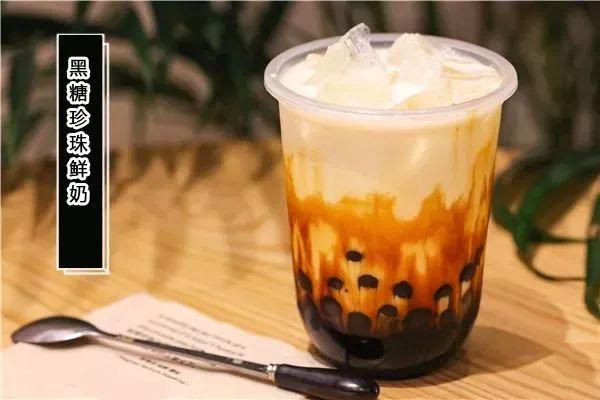 奶茶控,草莓过,喝这些准没错!秋冬大米饭图片