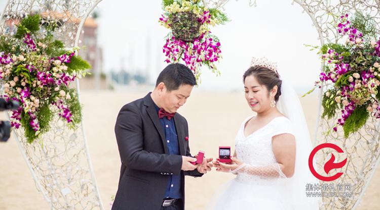 2018年12月23日福建厦门集体婚礼结婚攻略!