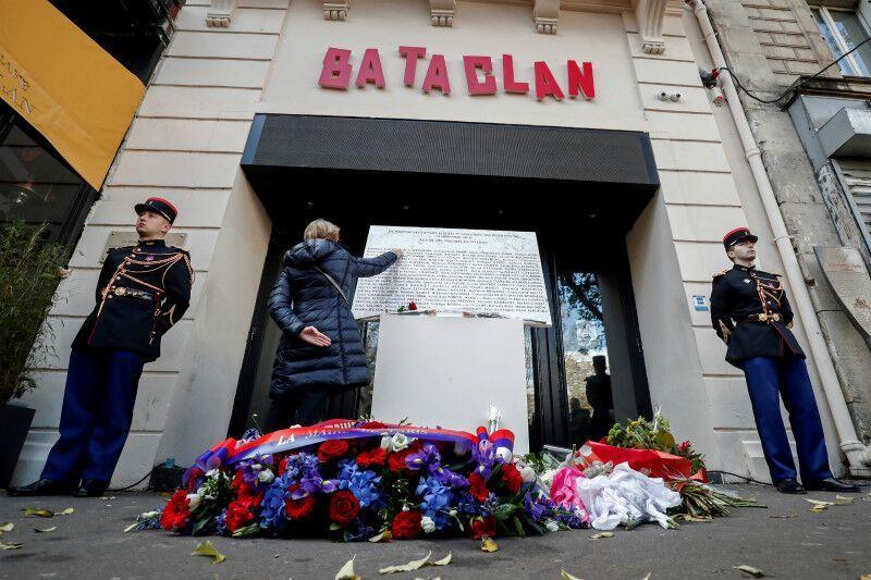 巴黎恐怖袭击三周年:阴霾渐散 戒备仍严