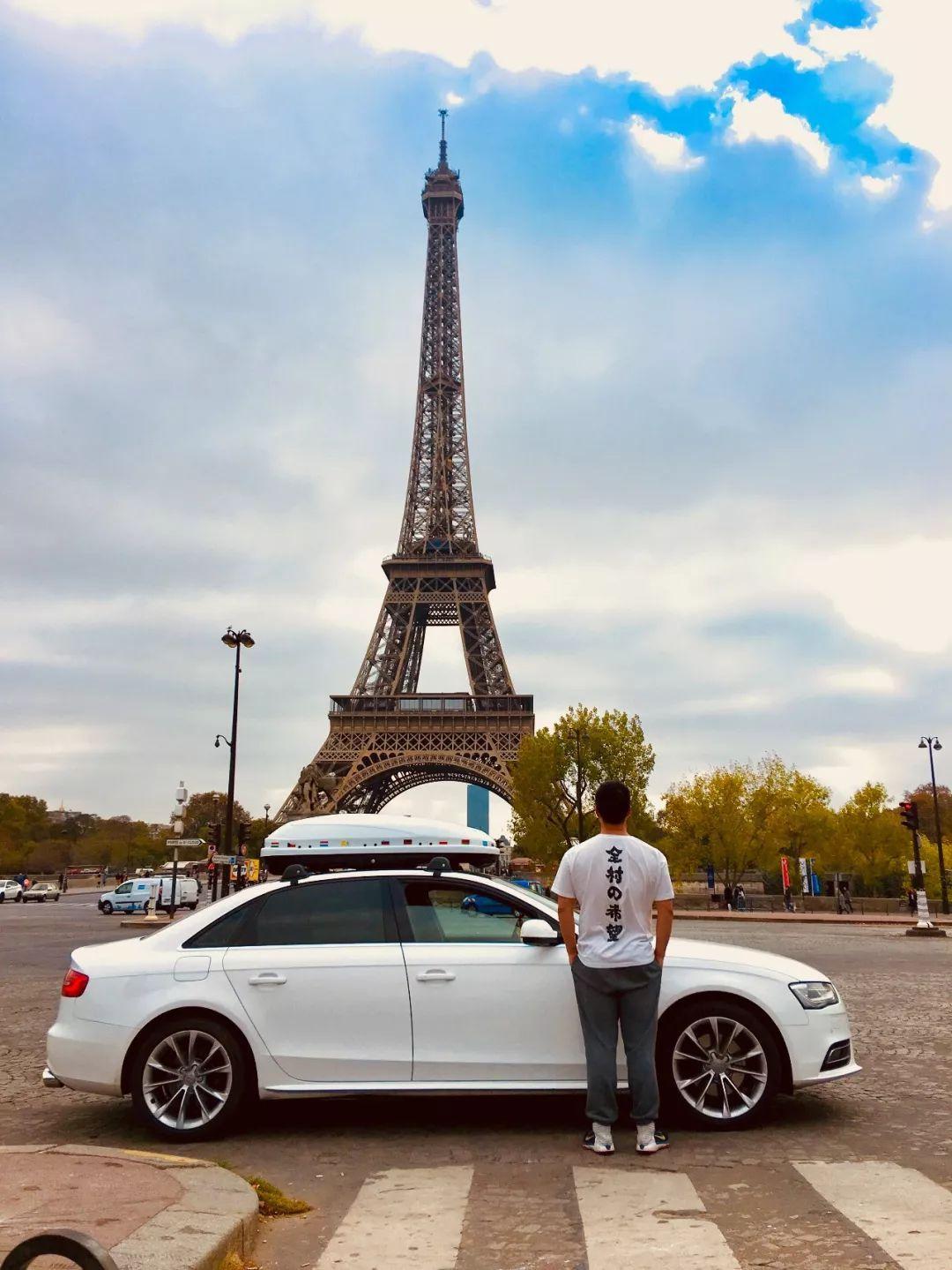30岁宁波帅小伙耗时2个月,自驾2万多公里横穿欧亚大陆,只因一句话