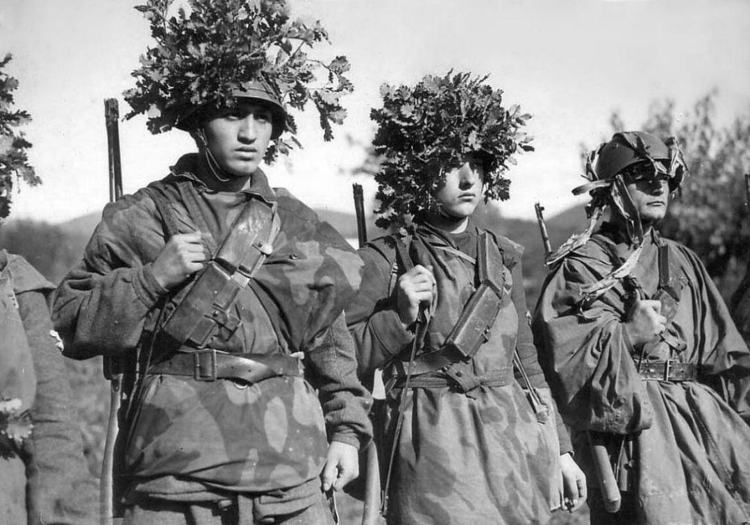 谁说二战意军都是战五渣 这支意大利党卫军敢跟盟军坦克玩命