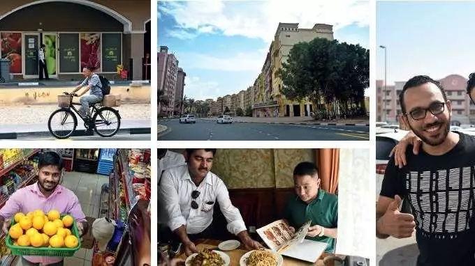 为什么说迪拜国际城是一个文化大熔炉?