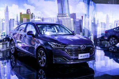 引领北京汽车20AI时代 绅宝智道正式亮相