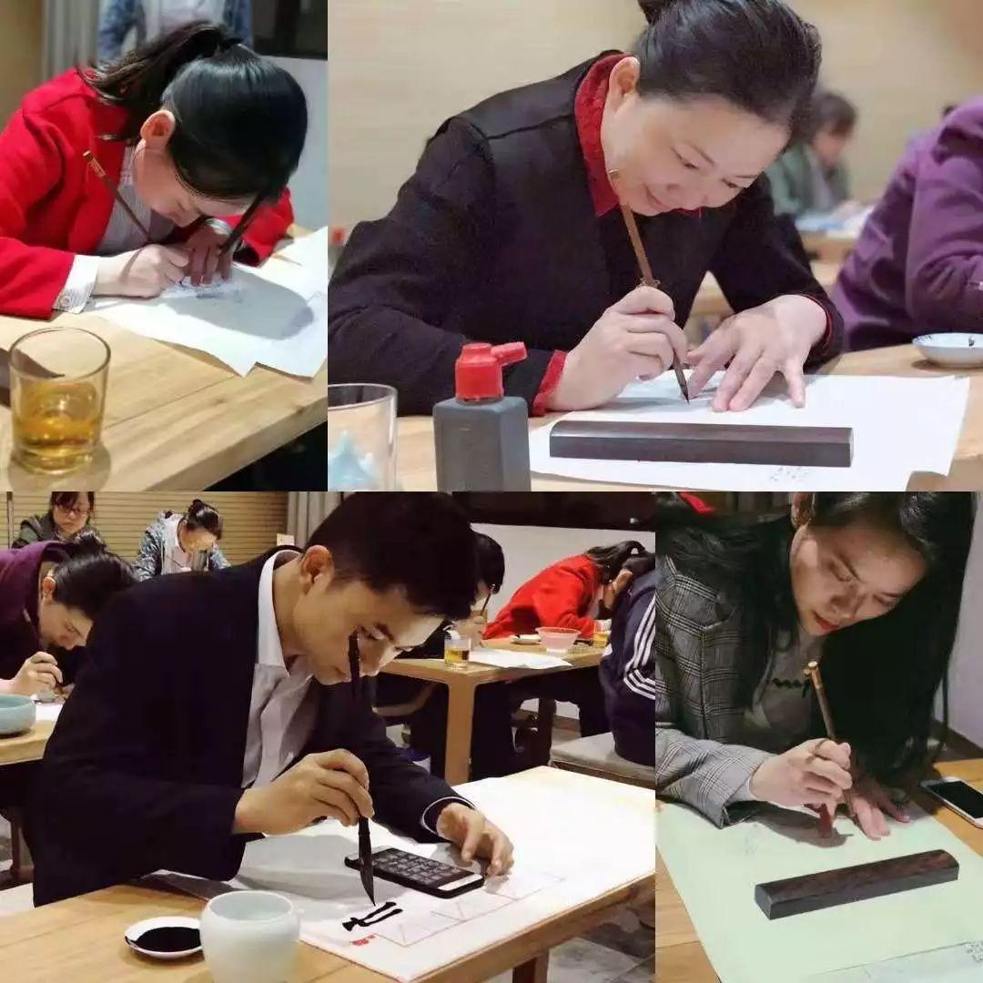 【贵阳】分行工会茶艺、书画、摄影、足球活动丰富多彩