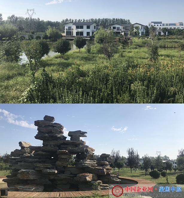 """河南临颍县:""""花园工厂""""""""别墅研发中心""""违规引热议"""