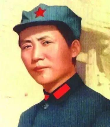 红军英雄人物简笔画