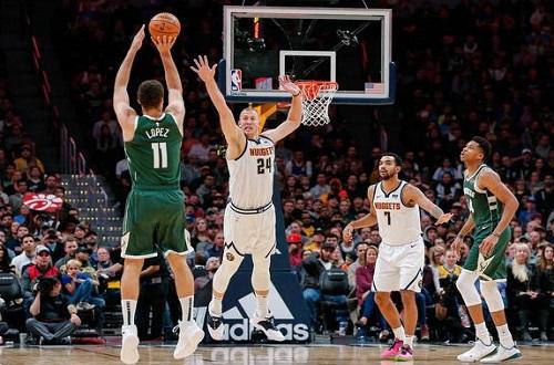 "NBA现役五大""后卫型""中锋:2米13库里上线,他三分完胜汤神"
