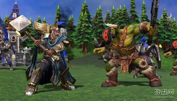强制预购《魔兽争霸3:重制版》?战网已下架原版游戏