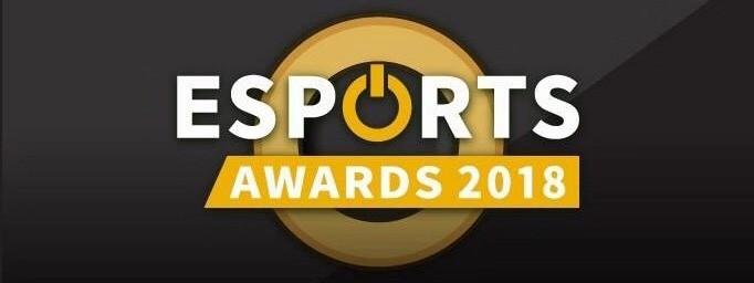 Esports Awards2018电竞颁奖典礼结束,英雄联盟只排第二名