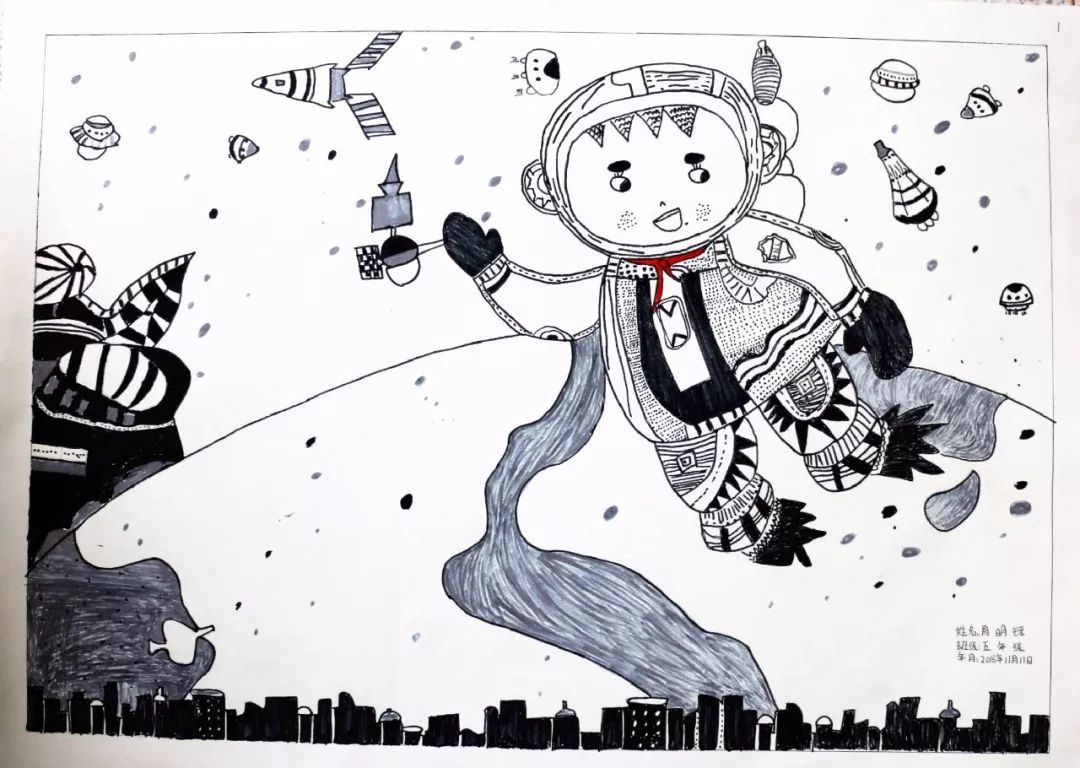 """莲峰镇举行2018年""""我的童年我的梦""""小学生书画大赛"""