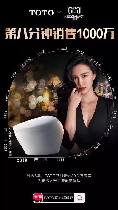 """""""双十一""""各大卫浴品牌纷纷破亿!_排列3专家预测推荐"""