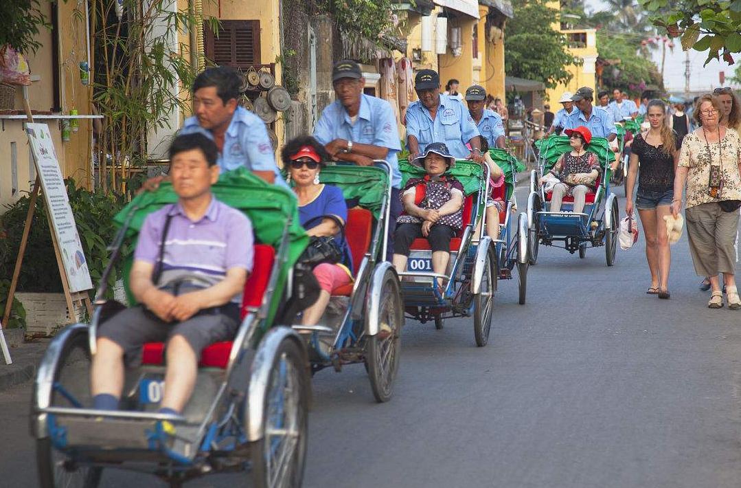 出租車費77.3萬,中國游客在越南旅游打車被坑!
