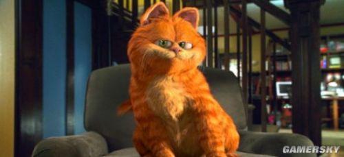 四眼天鸡导演将执导《加菲猫》全新动画电影