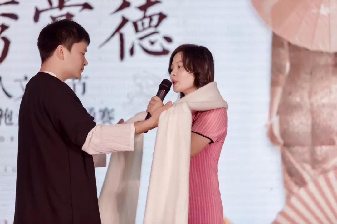 旗韵书香 2018常德女人文化节朗诵赛精彩荟萃