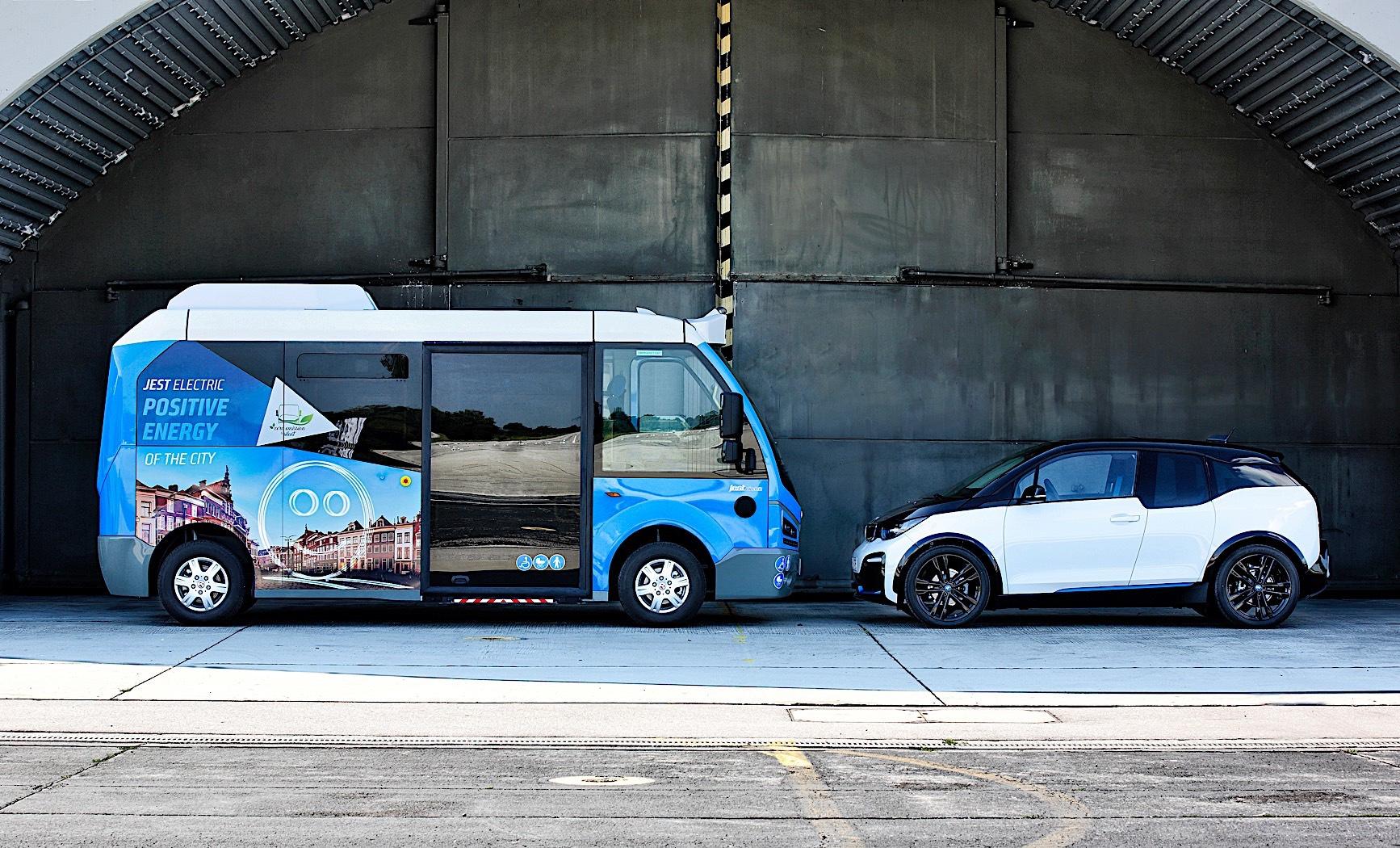 土耳其公司与宝马合作 电动巴士共享i3电池技术_快乐十分走势图