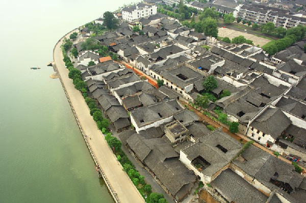一片冰心在玉壶,湘西第一古镇黔阳古城