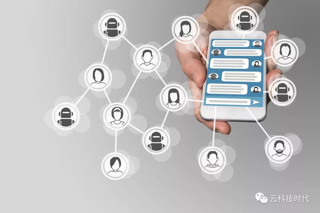 人工智能+专业运维:企业联络中