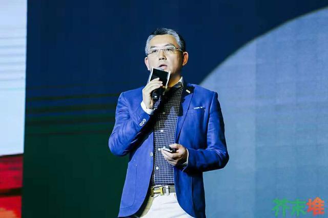 GET2018瑞思CEO孙一丁:教育资产证券化下,仍要保持初心