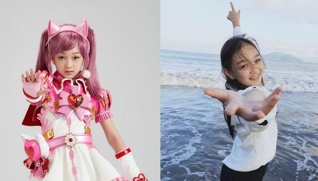 舞法天女�y�_舞法天女第三季定妆照公开 网友吐槽七个女葫芦娃 然而素颜更好看