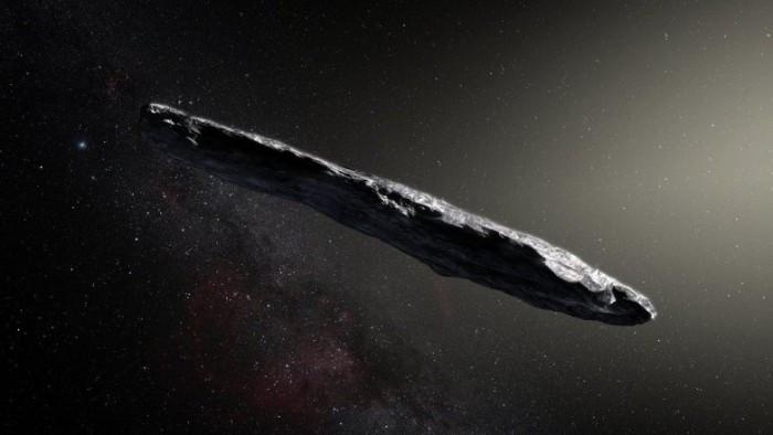 虽然NASA跟丢了Oumuamua 但该神秘天体不是外星探测器