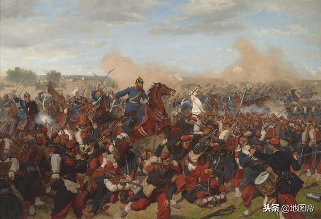 普法战争,普鲁士靠什么武器打败法国?