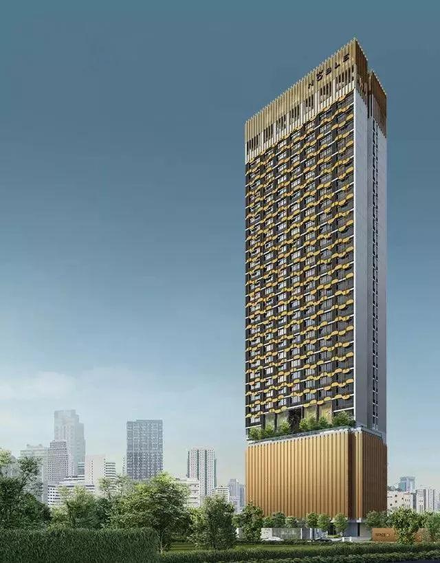 坐标泰国曼谷排名第一的贵妇商圈,一见倾心的稀缺豪宅Noble State