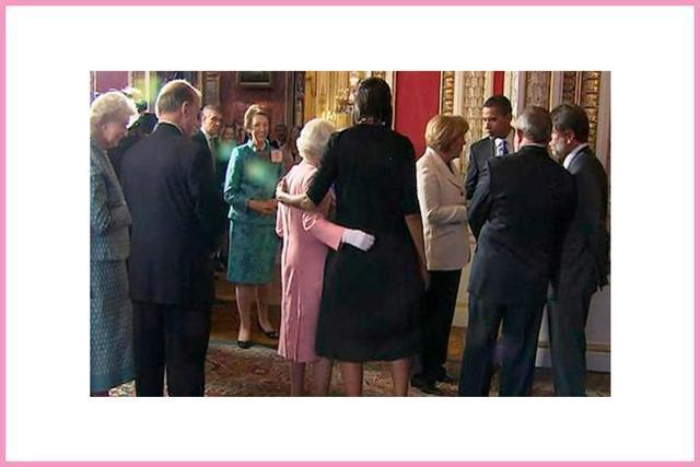 被指冒犯女王,米歇尔奥巴马九年后承认因为高跟鞋话题让她犯了错