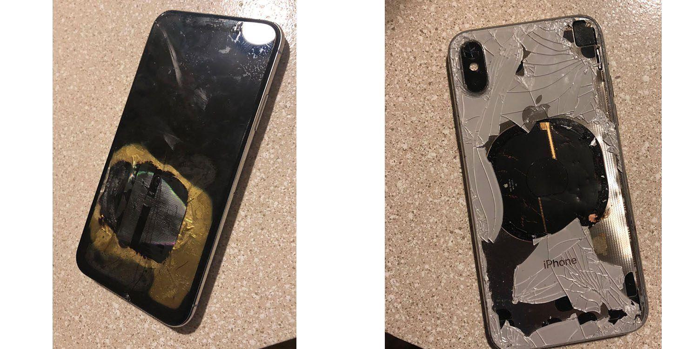 iPhone X升级iOS 12.1爆炸 苹果称只是巧合