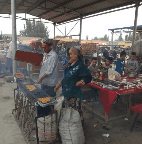 实拍新疆一日三餐:这才是最真实的新疆!
