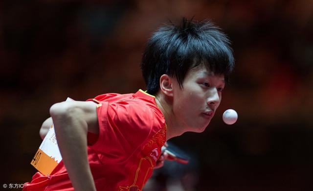 梁靖��的异军突起,王楚钦的茁壮成长,林高远离东京奥运会有多远