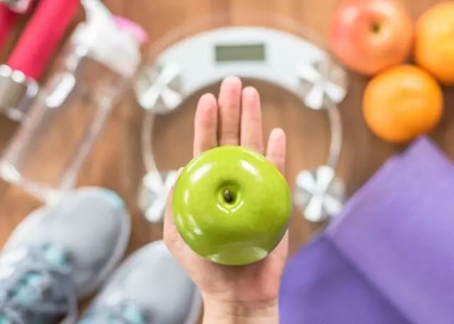 适合减肥的水果图片