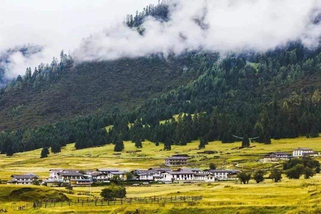 西藏有哪些讓你看一眼就覺得不虛此行的自然風景區?