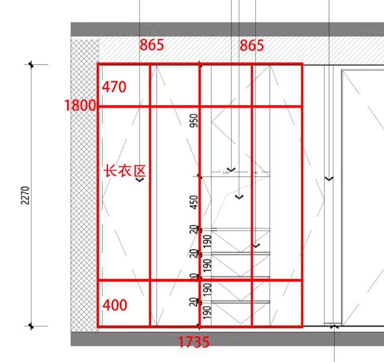 時尚 正文  一言以蔽之:柜子(尤其是衣柜的)內部格局設計圖,勢必自己圖片