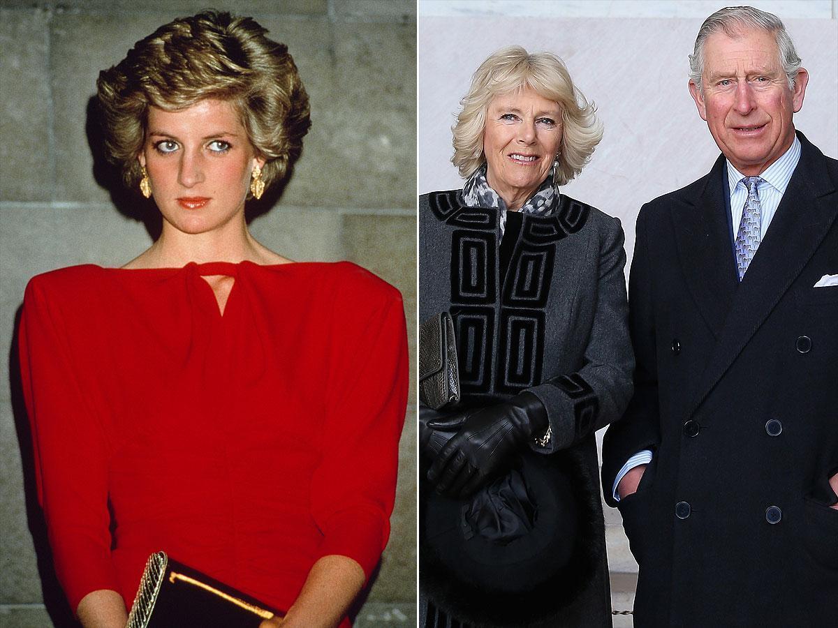 查尔斯家中摆放照片显端倪,有凯特有女王还有卡米拉,却无戴安娜