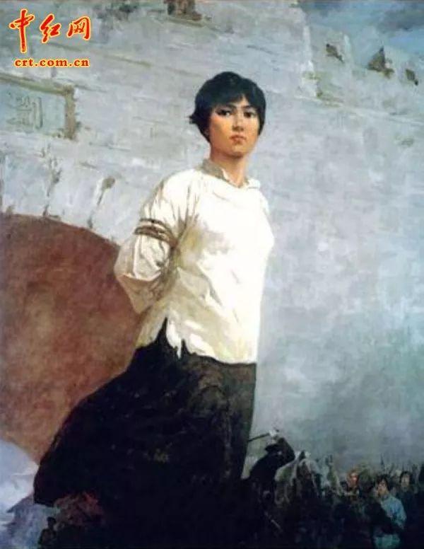 毛泽东妻子杨开慧烈士:忠贞不渝的革命伴侣(组图)