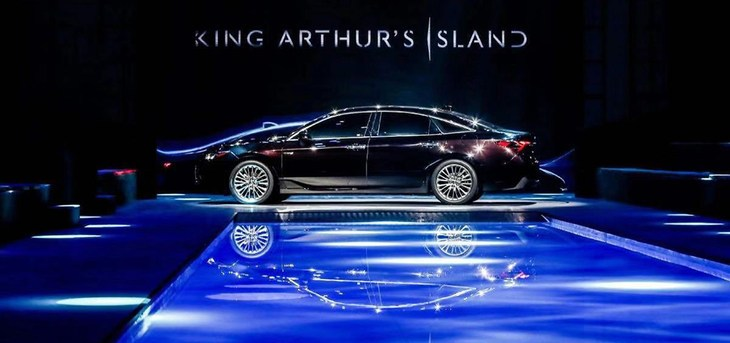 丰田旗舰轿车亚洲龙正式发布 双外观风格与皇冠同堂销售_凤凰彩票