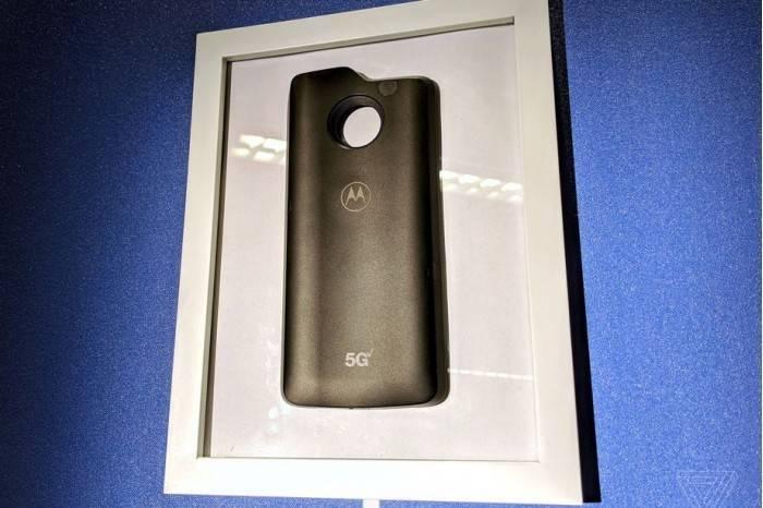 Verizon成功在Moto Z3上实现5G上网
