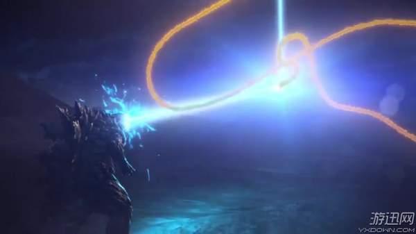 剧场版《哥斯拉:噬星者》新pv 怪兽对决人类遭殃
