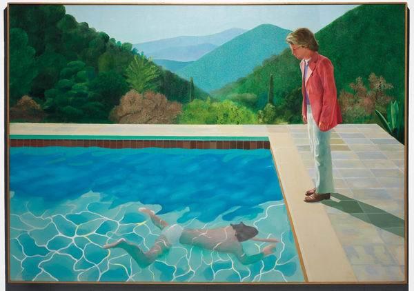 刚刚,大卫·霍克尼画作拍出6.26亿!问鼎最贵在世艺术家