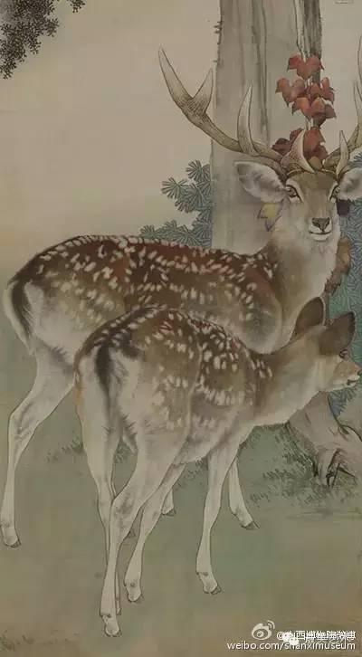 """被誉为""""全能画家""""的刘奎龄,工笔画欣赏"""