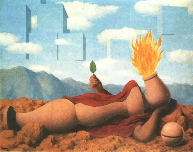 脑洞大开 如何解读马格利特的超现实主义绘画