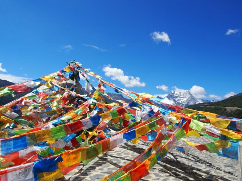 """""""中国人的景观大道""""318国道突然路断,最美川藏线如何圆梦?"""