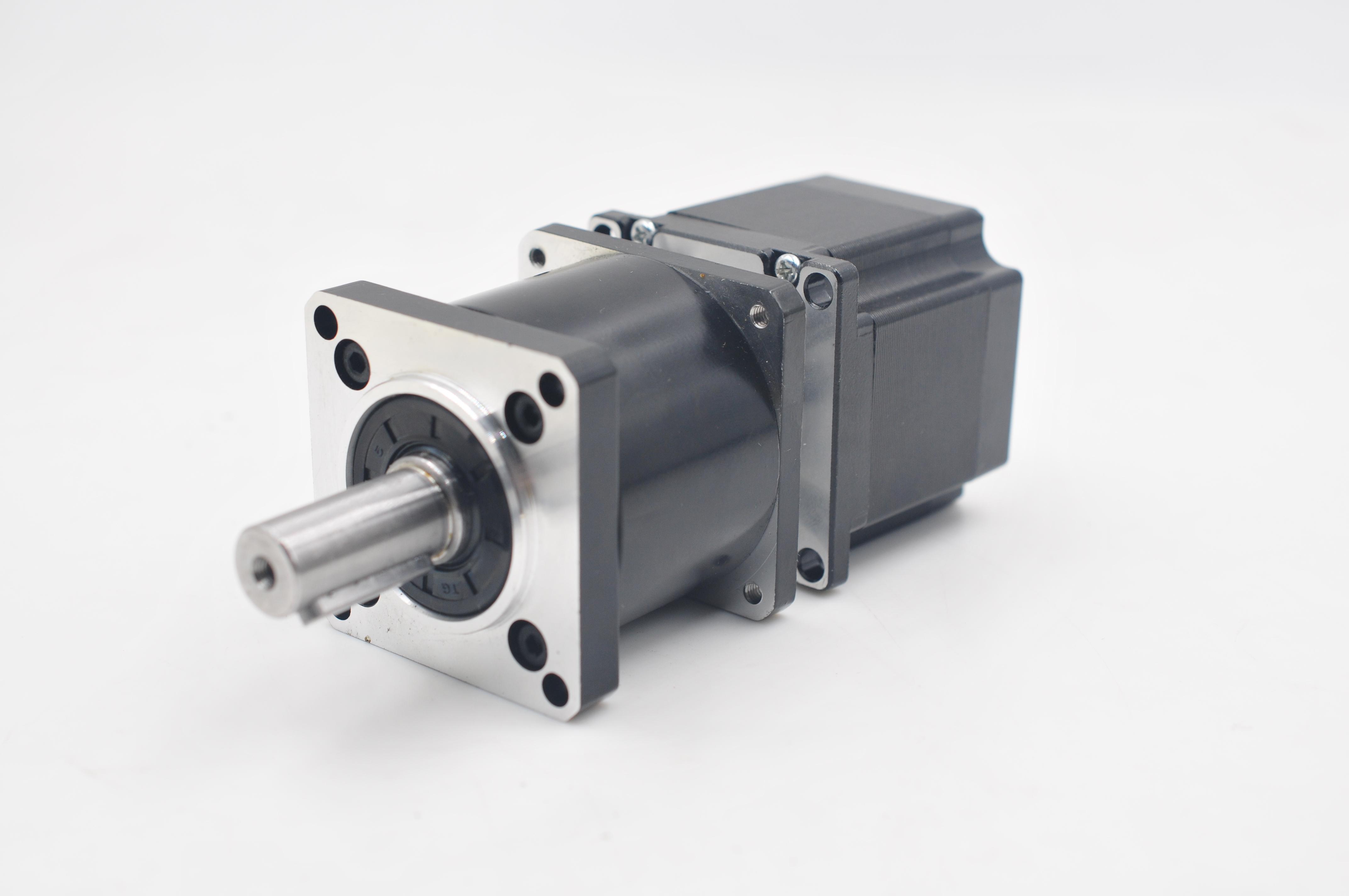 减速电机型号大全,中山专业减速步进电机供应商分享如何选择合适的减速步进电机_背隙