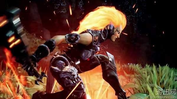《暗黑血统3》全新预告公布 怒神挥舞长鞭,大杀四方