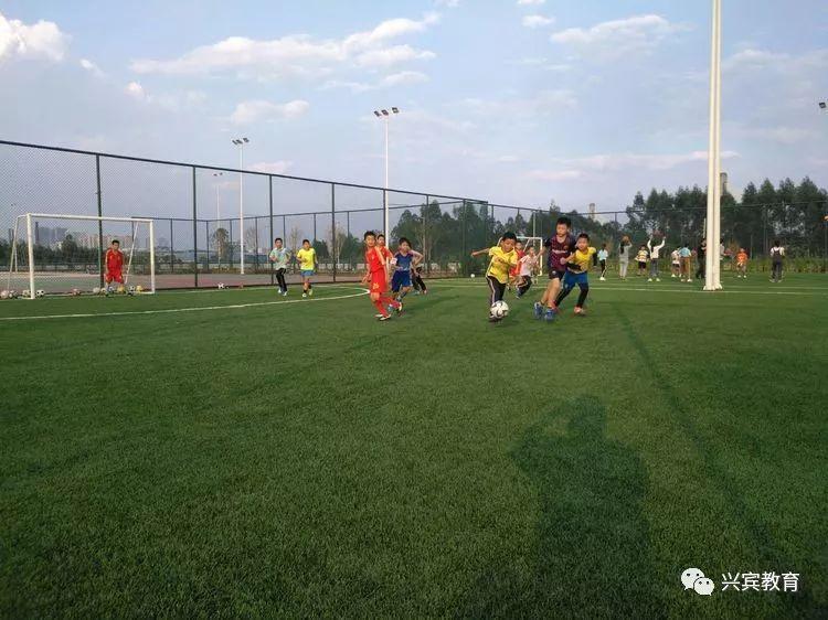 校园足球,挥动激情,放飞梦想!