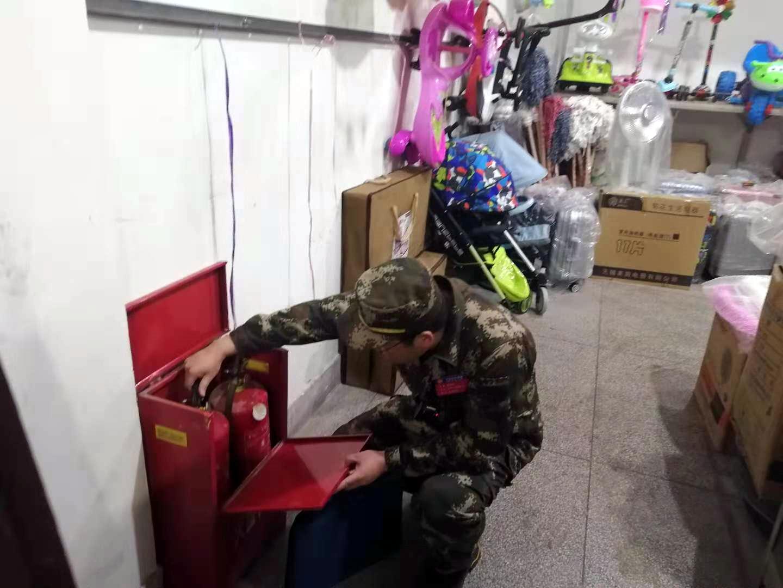 庆阳消防开展消防产品质量交叉检查工作