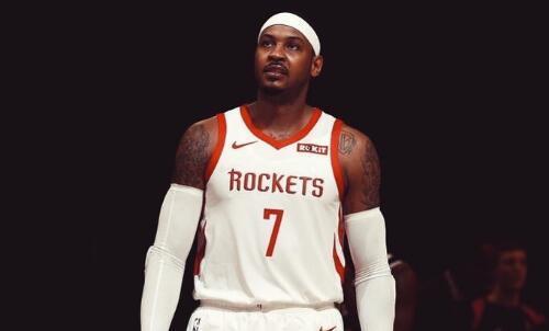 不到4个月被裁2次!安东尼还能留在NBA吗?