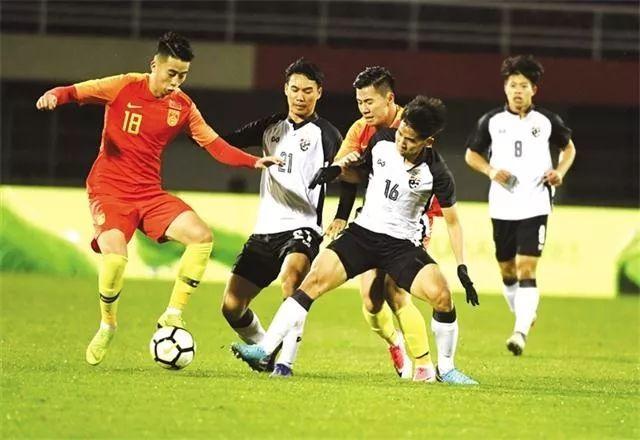国际青年足球锦标赛万州开赛 中国队首战小胜!比赛直播地址看这里