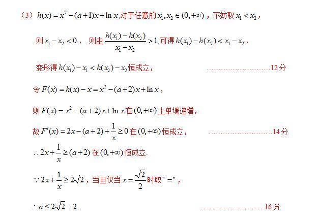高中数学导数20种题具体讲授!高中三年城市用获得!(责编保举:数学课件jxfudao.com/xuesheng)