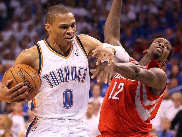 NBA历史上五大死敌:乔丹刺客火星四溅,贝弗利每次都想废了威